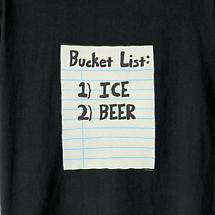 BUCKET LIST BEER T-SHIRT