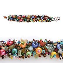 BEACH BALL JEWELRY - CATERPILLAR BRACELET