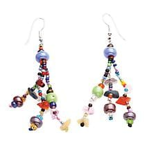 BEACH BALL JEWELRY - EARRINGS