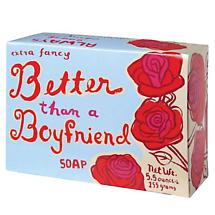 SASSY BETTER THAN A BOYFRIEND SOAP