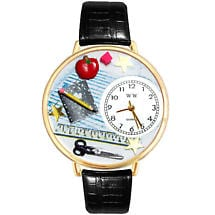 Whimsical Career Watch - Teacher