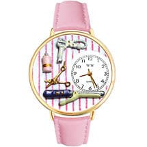 Whimsical Career Watch - Beautician