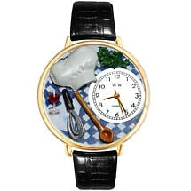 Whimsical Career Watch - Chef