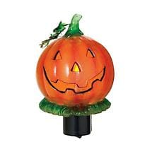 JACK-O-LANTERN FLICKERING NIGHTLIGHT