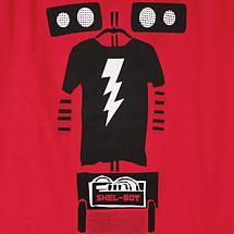 BIG BANG THEORY SHELBOT T-SHIRT