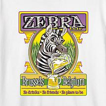 ZEBRA BAR SHIRT