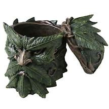 GREENMAN TRINKET BOX
