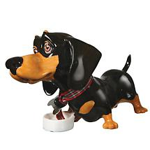 LITTLE PAWS DASHCHUND FIGURINE