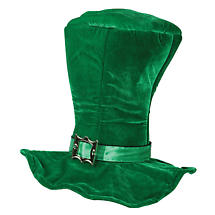 LEPRECHAUN DRESS-UP FUNWEAR - TOP HAT