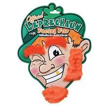 LEPRECHAUN DRESS-UP FUNWEAR - FACIAL HAIR