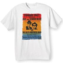 THE BLUES BROTHERS TONIGHT ONLY T-SHIRT