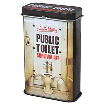 Public Toilet Survival Kit