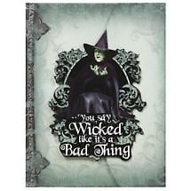WICKED WITCH 3D JOURNAL