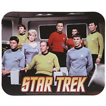 THE ORIGINAL CAST STAR TREK MOUSE PAD