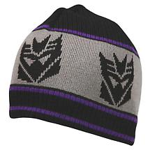 TRANSFORMERS REVERSIBLE BEANIE HAT