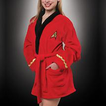 UHURA STAR TREK BATHROBE