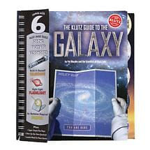 THE KLUTZ GUIDE TO THE GALAXY BOOK