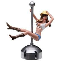 COWGIRL DASHBOARD TWIRLER