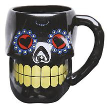 DAY OF THE DEAD MUGS (SET OF 3)