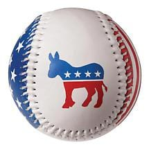 ALL-AMERICAN BASEBALL - DEMOCRAT
