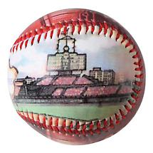 COMMEMORATIVE BASEBALL - WRIGLEY FIELD