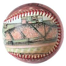 COMMEMORATIVE BASEBALL - FENWAY PARK
