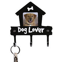 DOG LOVER KEY & LEASH HOOK