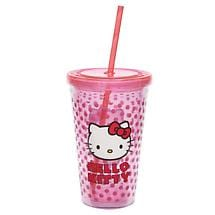 HELLO KITTY® ACRYLIC TRAVEL CUP