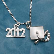 2012 GRADUATION NECKLACE