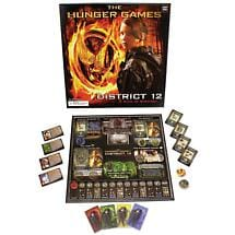 HUNGER GAMES DISTRICT 12 STRATEGY GAME