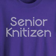 SENIOR KNITIZEN SHIRT