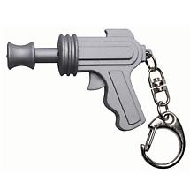 LIGHT AND SOUND KEYCHAIN - SPACE GUN