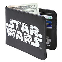 STAR WARS WALLET - LOGO BI-FOLD