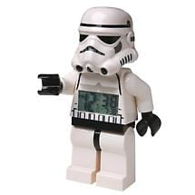 LEGO® STAR WARS™ ALARM CLOCK - IMPERIAL STORMTROOPER