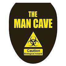 MAN CAVE TOILET TATTOOS®