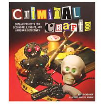 CRIMINAL CRAFTS BOOK