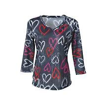 HEART DOODLES SHIRT