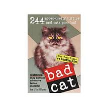 BAD CAT BOOK