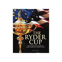THE RYDER CUP BOOK