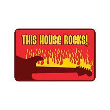 This House Rocks Doormat