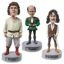 THE PRINCESS BRIDE™ VIZZINI/INIGO/FEZZIK BOBBLEHEAD SET