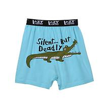 SILENT BUT DEADLY (GATOR) CHEEKY BOXERS
