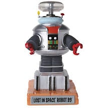 LOST IN SPACE TALKING WACKY WOBBLER