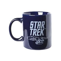 STAR TREK CERAMIC MUG