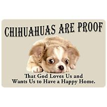 Dog Breed Doormat - Chihuahua
