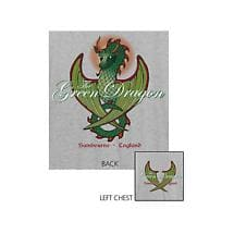 THE GREEN DRAGON T-SHIRT