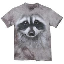 RACCOON FACE SHIRT