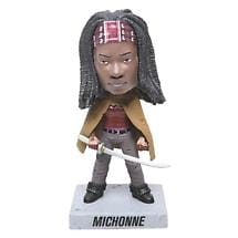 THE WALKING DEAD WACKY WOBBLERS - MICHONNE
