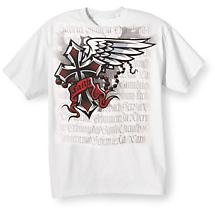 GOTHIC FAITH GRAPHIC SHIRT