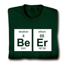 BEER ELEMENTS SHIRT